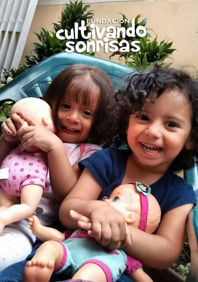 Changing Cultivando Sonrisas girls lives with love