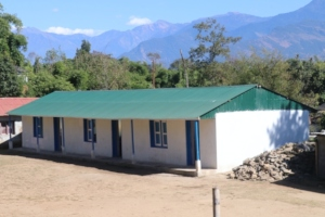 New earthquake resistance School building
