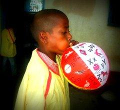 Alphabet Ballon