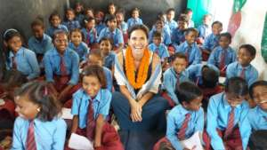 Dhobi School  visiting supporter you welcome too!