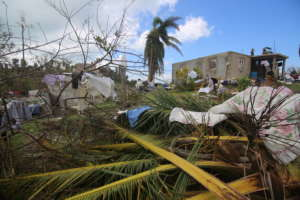 Hurricane Matthew caused significant damage