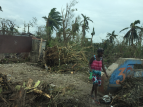 Some 350,000 people are in need of assistance