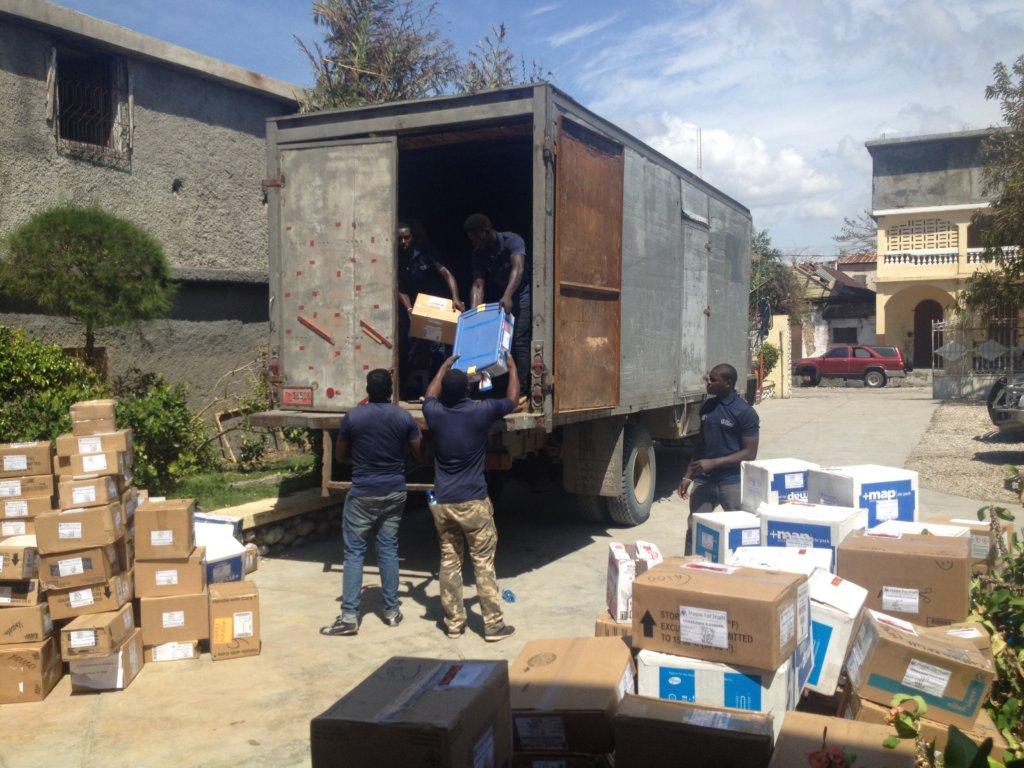 Hurricane Matthew Response - Haiti