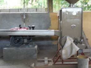 TKT PLA  Rice Mill
