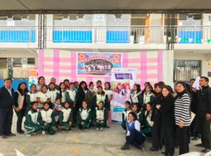 Divino Nino Jesus School Beneficiaries