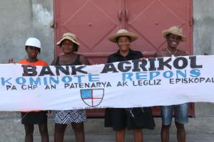 Women of the Petit Trou, Haiti Seed Bank