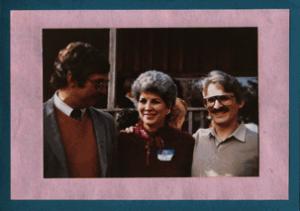 Dan, Linda and John