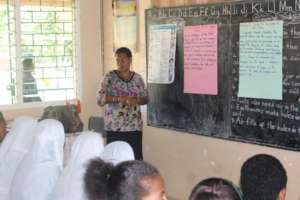 Teaching Virtues in School