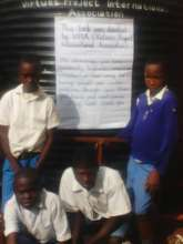 Water Tank for Mwiyenga Primary School