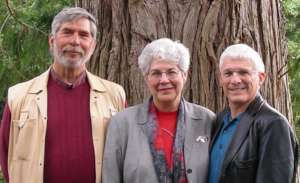 Dan, Linda and John 2005