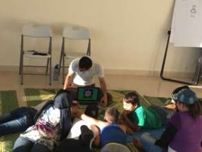 Lebanon 2015 Children Program