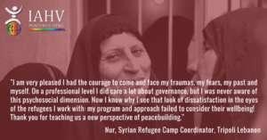 Lebanon Nur quote