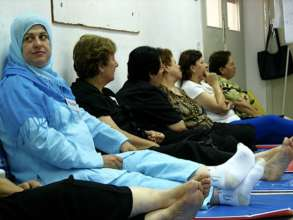 Palestine Women Course