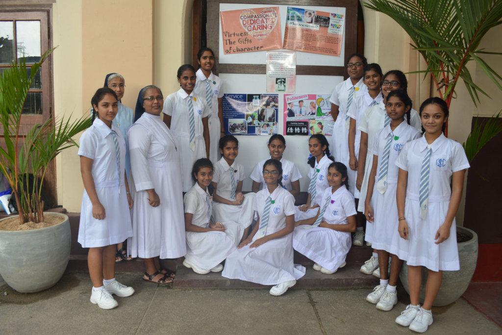 Bringing Virtues To Girls School In Sri Lanka - Globalgiving-3934