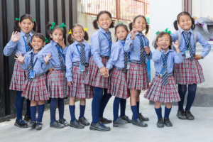 Hope girls going to private school