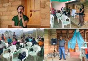 Workshop about construction maintenance