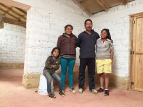More families have rebuilt their homes and habitat