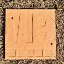 Raw earth tile