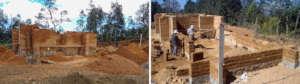 Construction of Education Center at Ojo de Agua
