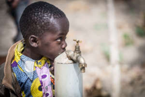 Water for All: pedal pumps and wells for families