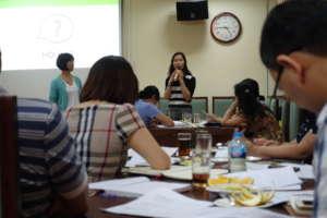 Trial workshop