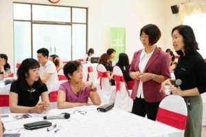 Interactive training
