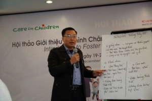 Training in Hanoi