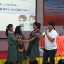 Nang Teaching Self-Defense