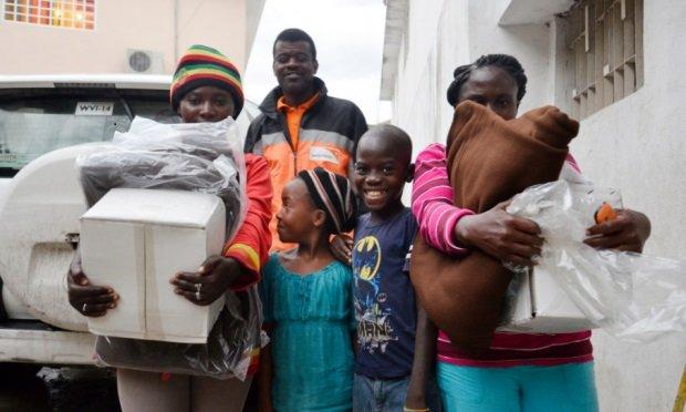 Hurricane Matthew: Responding to Haiti devastation