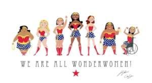 We are all WonderWomen