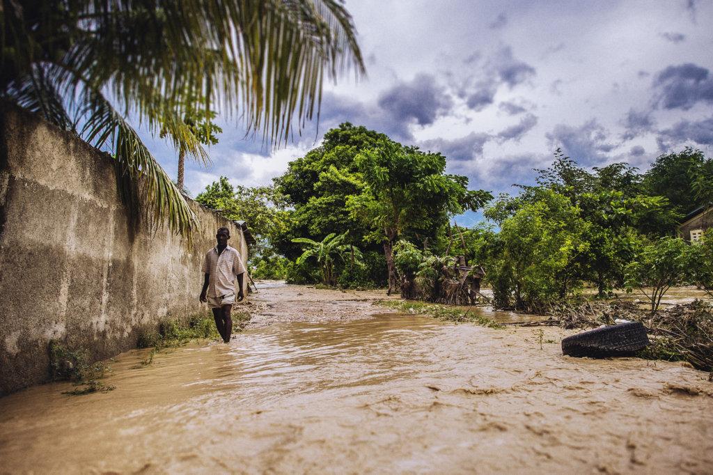 Help Haitians rebuild after Hurricane Matthew