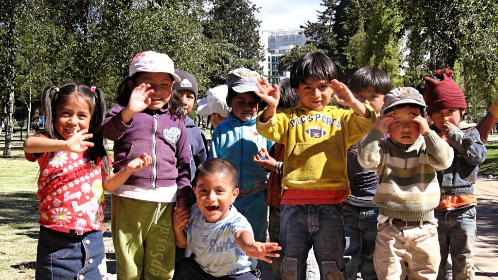 Make a Shelter a Home for Latin American Children