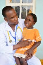 Doctor Fahad with Rukia