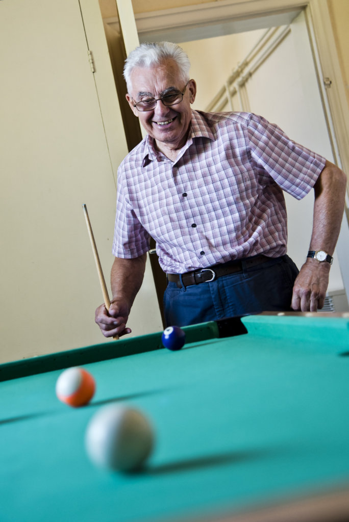 Wellbeing activities for 150 Residents in Batley