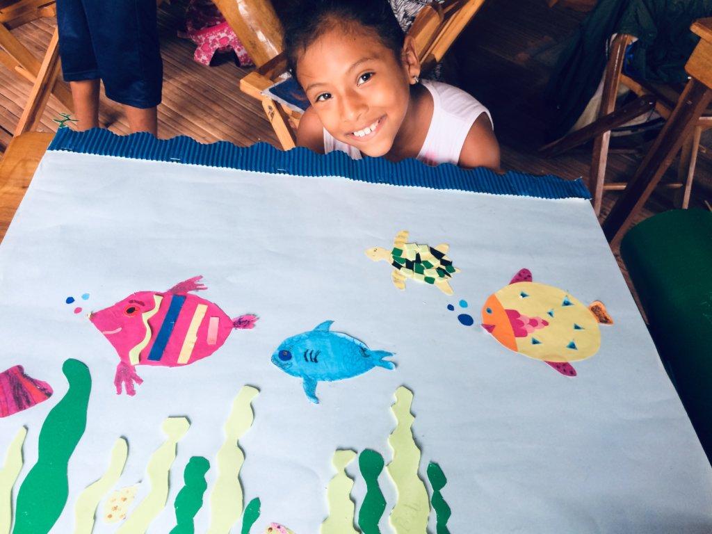 Library empowers Girls & Women in coastal Ecuador
