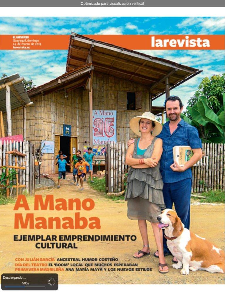 Library Bus for 6 Coastal Towns in Manabi, Ecuador