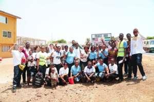 Ebola Survivors Program - First Graduating Class