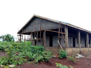 Koinadugu College Construction