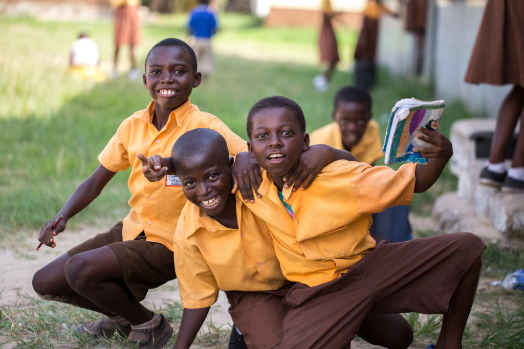 Give a Child in Africa the Gift of Reading