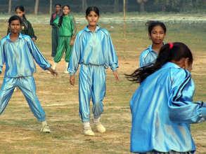 Girl's Soccer 2