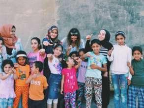 Hygiene Packs for Syrian Refugee Women