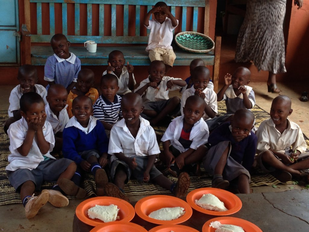 Food Baskets for Households in Kenya!