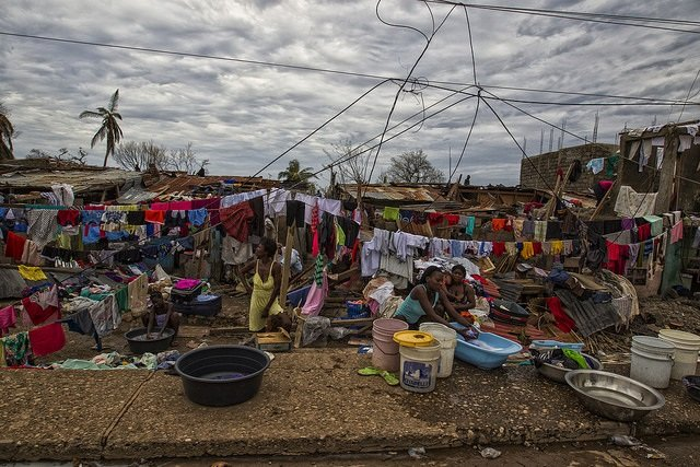 Supporting Women and Girls After Hurricane Matthew