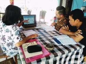 Teacher Training SMA Wisata Darma