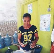Canteen at SDN 1 Lembongan