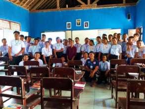 MPLS Wisata Darma Senior High School