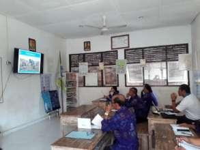 Teacher Training SDN 1 Lembongan