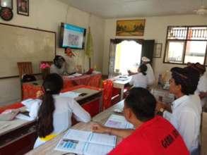 Teacher Training SDN 3 Lembongan