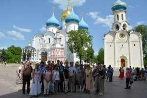 A tour to Sergiev-Posad Monastery