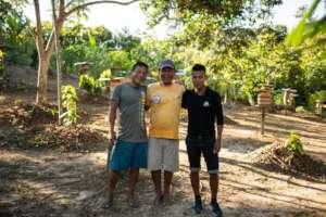 Three Generations of Maijuna Beekeepers